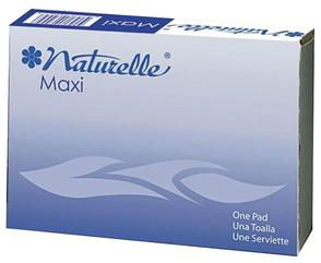 Picture of item 864-107 a Naturelle #4 Folded Maxi Pads. 250/cs.