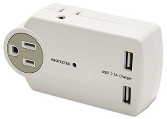 Picture of item 964-762 a Surge Protector with USB Ports.