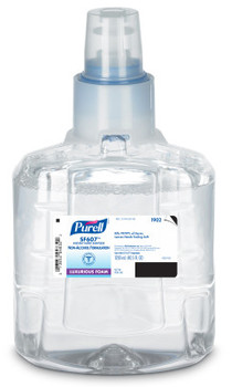 Picture of item 963-444 a PURELL® SF607™ Foam Hand Sanitizer Refill for LTX-12™ Dispensers. 1200 mL. 2 count.