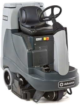 Advance ES4000™ Total Vacuum/Carpet Extraction Care System with Lead Battery.
