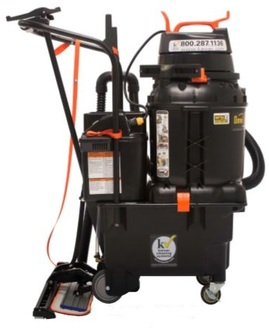 Picture of item KAV-AUTOVAC a OmniFlex™ AutoVac™ Floor Cleaning Machine.