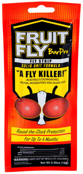Picture of item 630-402 a Fruit Fly Bar Pro Strips. 10 count.