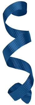 Picture of item 967-737 a RIBBON CURL NAVY 3/16 X500YDS.