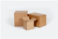 Picture of item 964-373 a Corrugated Cardboard Boxes. 28 X 18 X 12 in. 20 count.