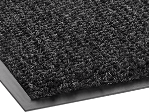 Picture of item 963-599 a Needle-Pin® Mat Scraper/Wiper Mat. 3 X 15 ft. Charcoal.