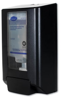 Picture of item DVO-D1224700 a Diversey Intellicare™ Manual Soap Dispenser II. 1.3 L. Black.