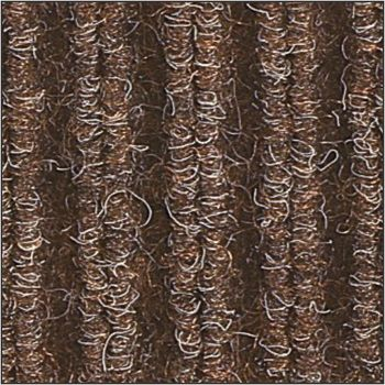 Picture of item 968-184 a Cobblestone Indoor Wiper Mat. 3 X 10 ft. Brownstone.