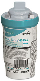 Picture of item DVO-100924937 a Good Sense® 60-Day Air Care System Refill. 1.7 oz./50 mL. Tropical Scent. 6 count.
