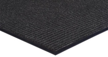 Picture of item 963-627 a Apache Rib™ Indoor Entrance Mat. 4 X 10 ft. Pepper.