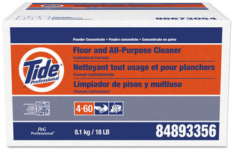 Picture of item PGC-02363 a Tide® Professional™ Floor and All-Purpose Cleaner,  18lb Box