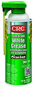 Picture of item 963-681 a CRC Food Grade White Grease. 10 oz. Aerosol Can.