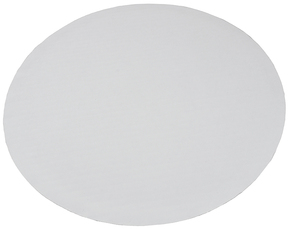 "Picture of item 261-308 a CAKE / PIZZA CIRCLE WHITE 14"" GREASE RESISTANT.   100/CS"