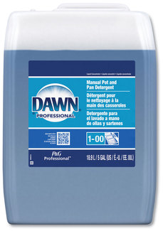 Picture of item PGC-70681 a Dawn® Professional Manual Pot/Pan Dish Detergent, Original Scent, Five Gallon Cube
