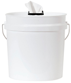 "Picture of item NPS-9201NL a NPS® All-Purpose Wiping System.  8"" x 7"" Wipe.  450 Wipes/Bucket, 2 Buckets/Case."