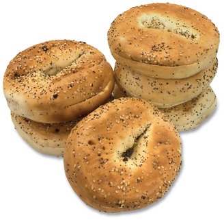 Picture of item GRR-90000009 a Fresh Everything Bagels, 6/Pack, Free Delivery