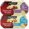 A Picture of product GRR-90200006 Sargento® Balanced Breaks, Two Assorted Flavor Packs, 1.5 oz Pack, 12 Packs/Box, Free Delivery in 1-4 Business Days