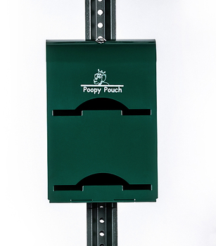 Poopy Pouch Imperial Pet Waste Bag Dispenser