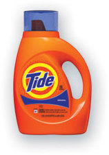 Picture of item PGC-40213 a Liquid Tide Laundry Detergent, 32 Loads, 46 oz Bottle, 6/Case