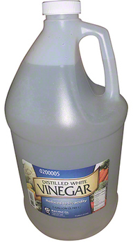 Kari Out Food Grade White Vinegar 5% Blue Label. 1 gal. 4 gal/case.