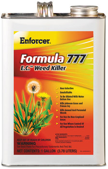 Enforcer® Formula 777 E.C.™ Weed Killer, Non-Cropland, 1 gal Can, 4/Case