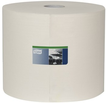 "Tork Cleaning Cloth, Giant Roll, 12.6"" x 1219.17 Feet, 1100 Sheets/Roll"