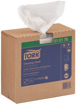 "Tork Cleaning Cloth, 8.46"" x 16.13"", 100/Box, 10 Boxes/Case"