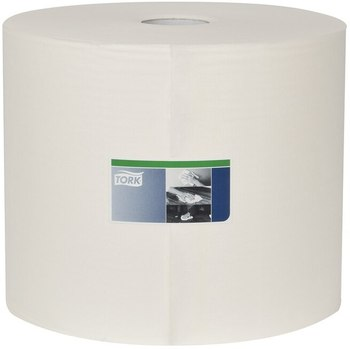 "Tork Heavy Duty Cleaning Cloth, Giant Roll, 12.6"" x 914.38 Feet, 825 Sheets/Roll"