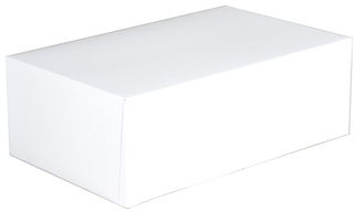 "Corrugated Box.  10"" x 6-1/4"" x 3-1/2"", 200/Case"