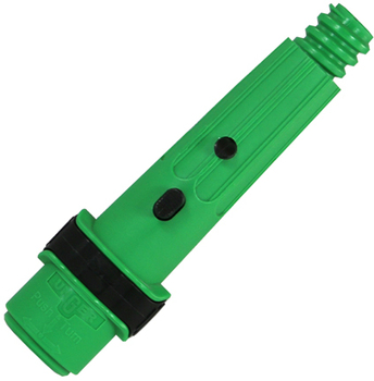 Unger ErgoTec® Locking Cones. Green/Black. 5/Case.